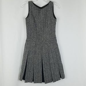Veeko women S fit flare dress sleeveless lace